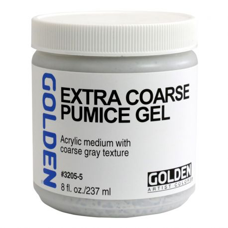 Extra Coarse Pumice Gel (237ml)