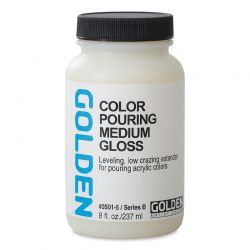Colour Pouring Medium: Gloss (237ml)