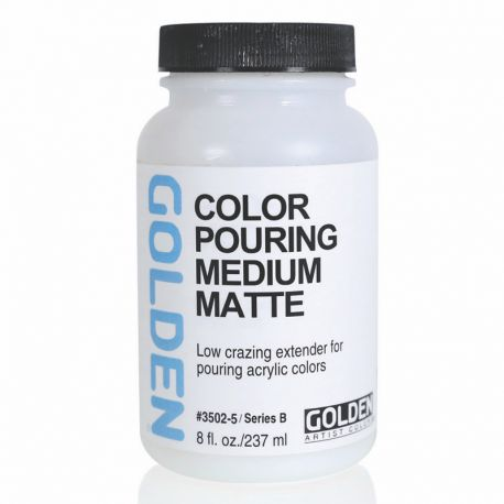 Colour Pouring Medium: Matte (237ml)
