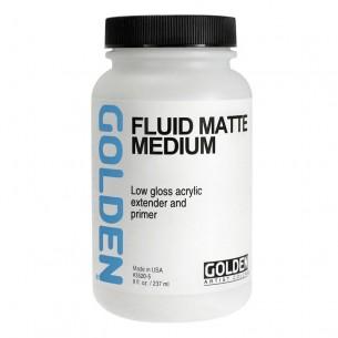 Fluid Matte Medium (237ml)