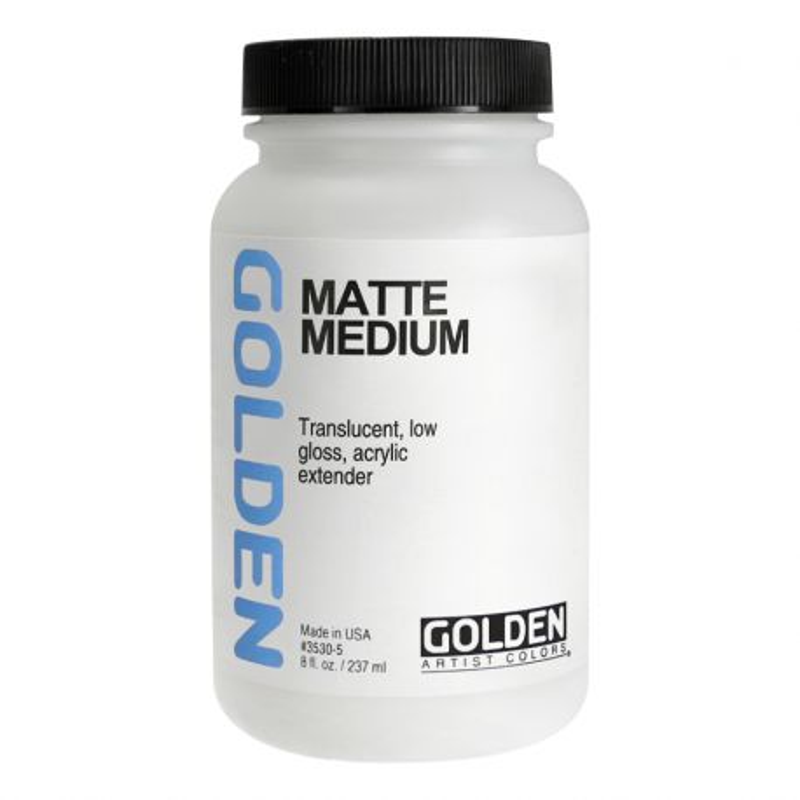 Matte Medium (237ml)