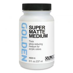 Super Matte Medium (237ml)