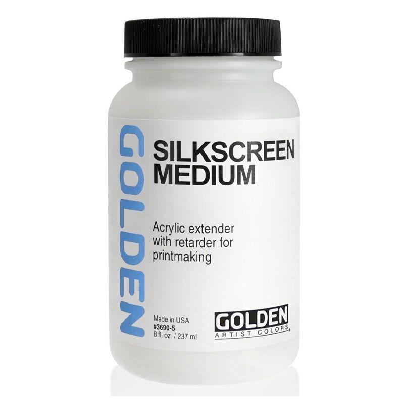 Silkscreen Medium (237ml)