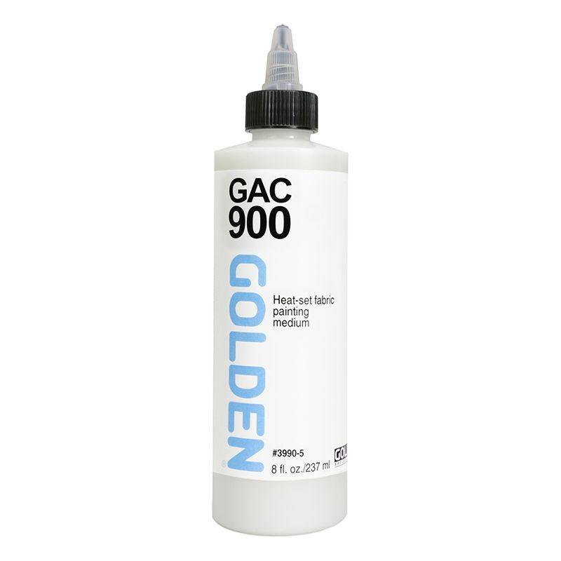GAC 900: Heat-Set Fabric Painting Medium (237ml)