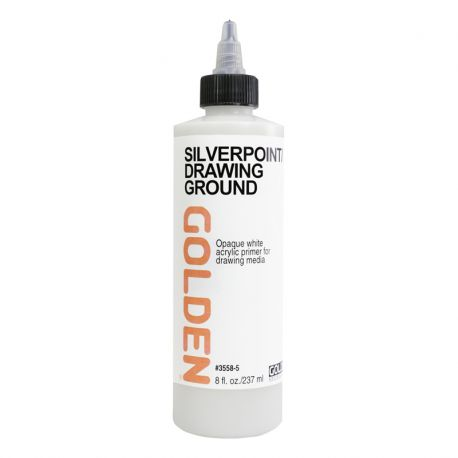Silverpoint Drawing Ground (237ml)