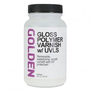 Gloss Polymer Varnish With UVLS (237ml)