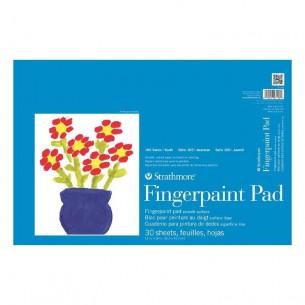 """Strathmore Fingerpaint Pad (12 x 18"""")"""