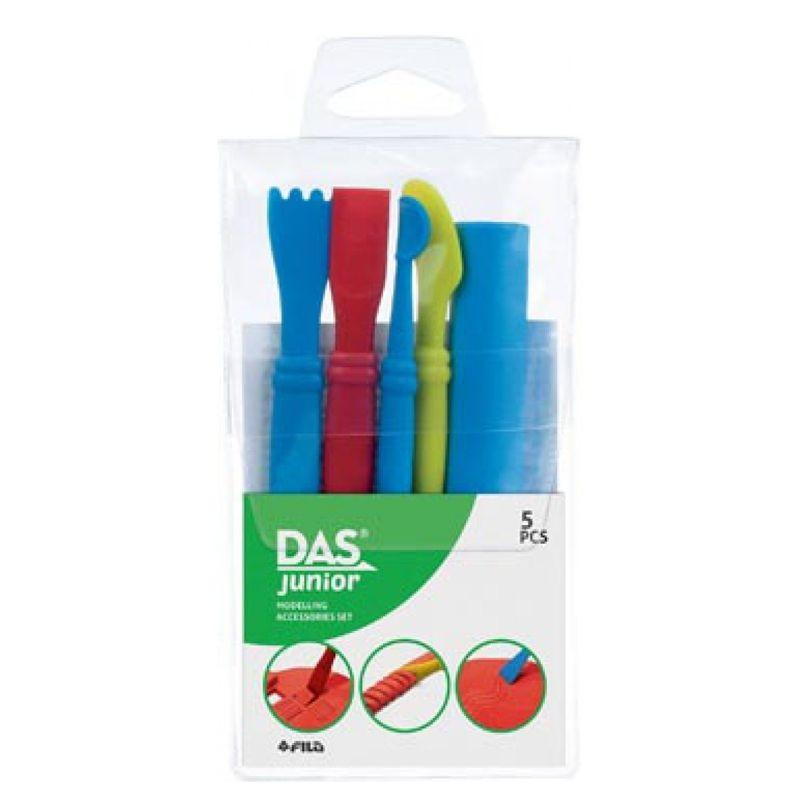DAS Junior Modelling Accessories Bag of 5