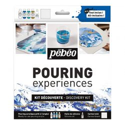 Pouring Experiences Acrylic Discovery Kit