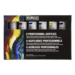 Professional Heavy Body Principle Set (6 x 60ml)