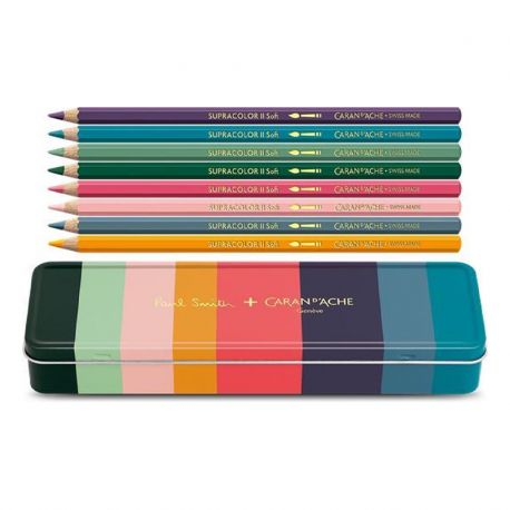 Supracolor Limited Edition Paul Smith Pencil Set of 8