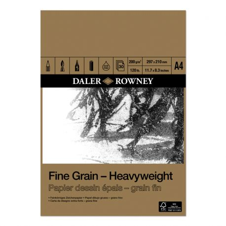 Fine Grain HeavyWeight Cartridge Pads
