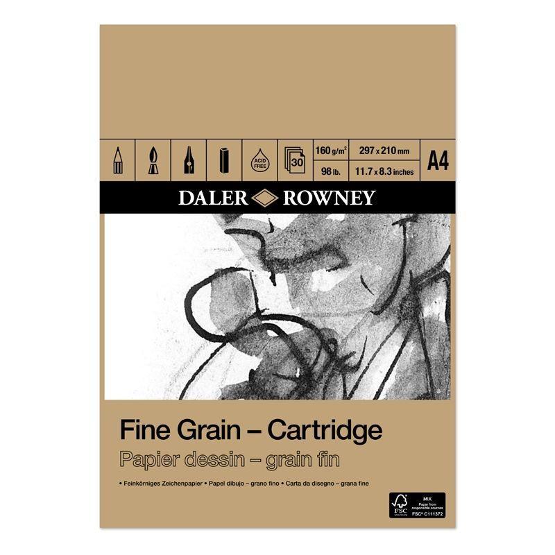 Fine Grain Cartridge Pads