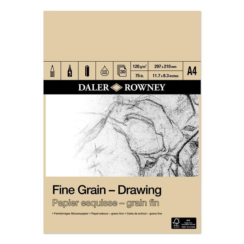 Fine Grain Drawing Pad