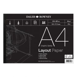 Layout Paper Pads