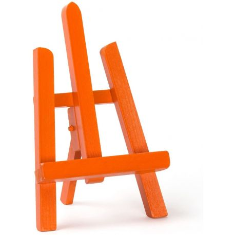 Essex Table Easel: Orange