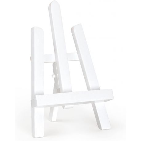 Essex Table Easel: White