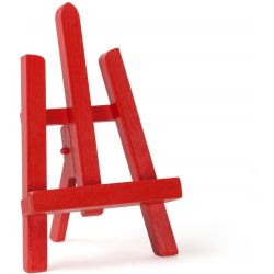 Essex Table Easel: Red