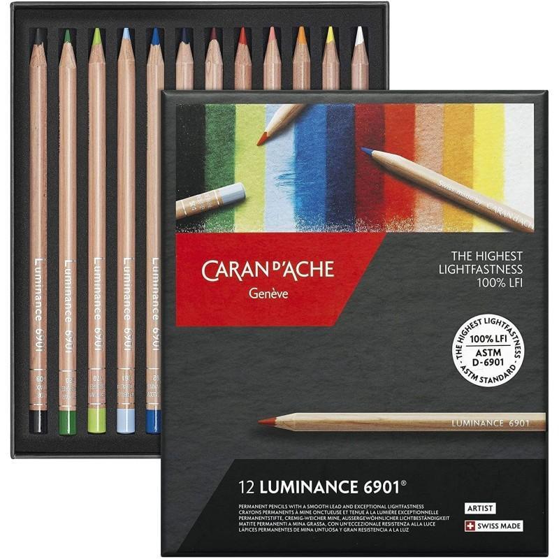 Luminance 6901 Pencil Set of 20