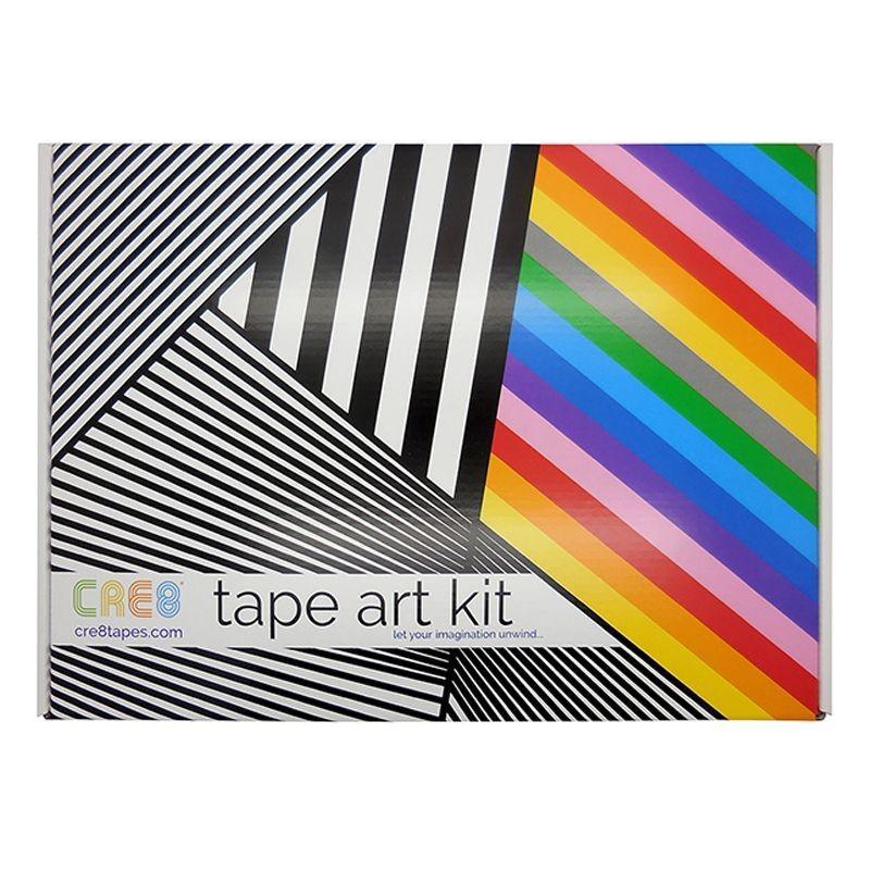CRE8 Tape Art Kit