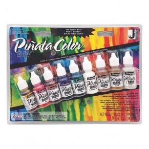 Jacquard Piñata Color Ink Overtones Exciter Set (9 Pcs)