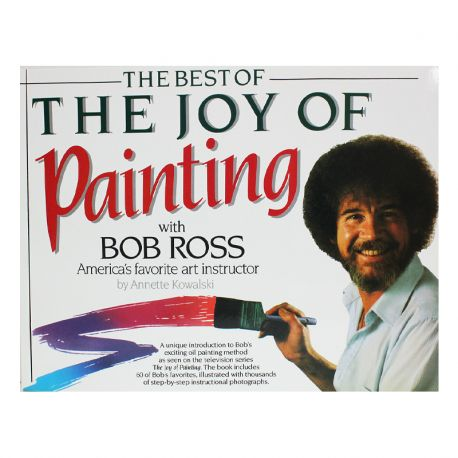 Book: The Best of The Joy of Painting