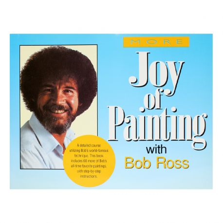 Book: More Joy of Painting