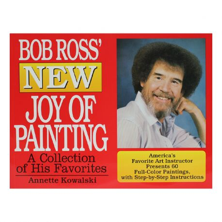 Book: New Joy of Painting - A Collection of His Favourites