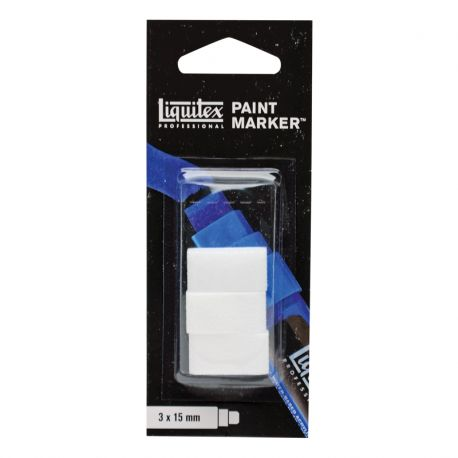 Paint Marker Wide Nib Pack of 3
