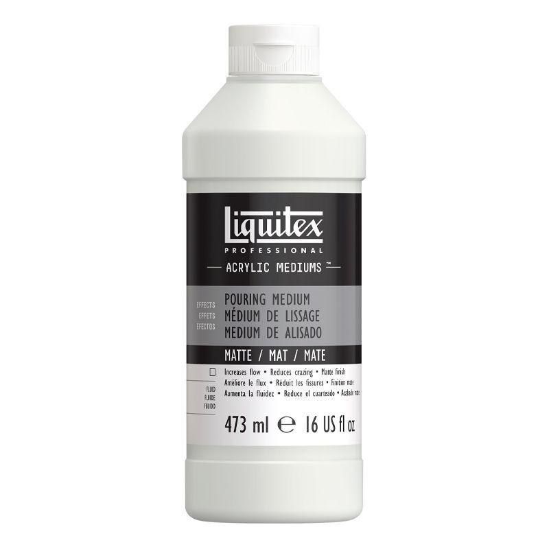 Professional Matte Pouring Medium (473ml)