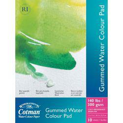 Cotman Watercolour Pad Gummed 140lb