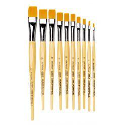 Junior 304 Flat Brushes