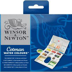 Cotman Watercolour Compact Set