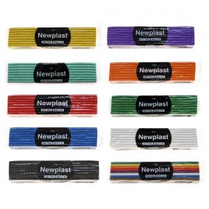 Newplast Modelling Clay Bars (500g)