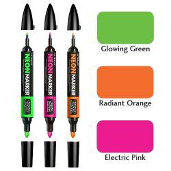 NeonMarker Set of 3
