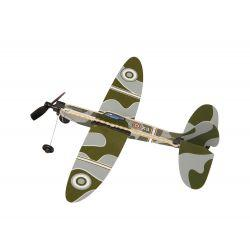 Spitfire Rubber Band Plane Kit