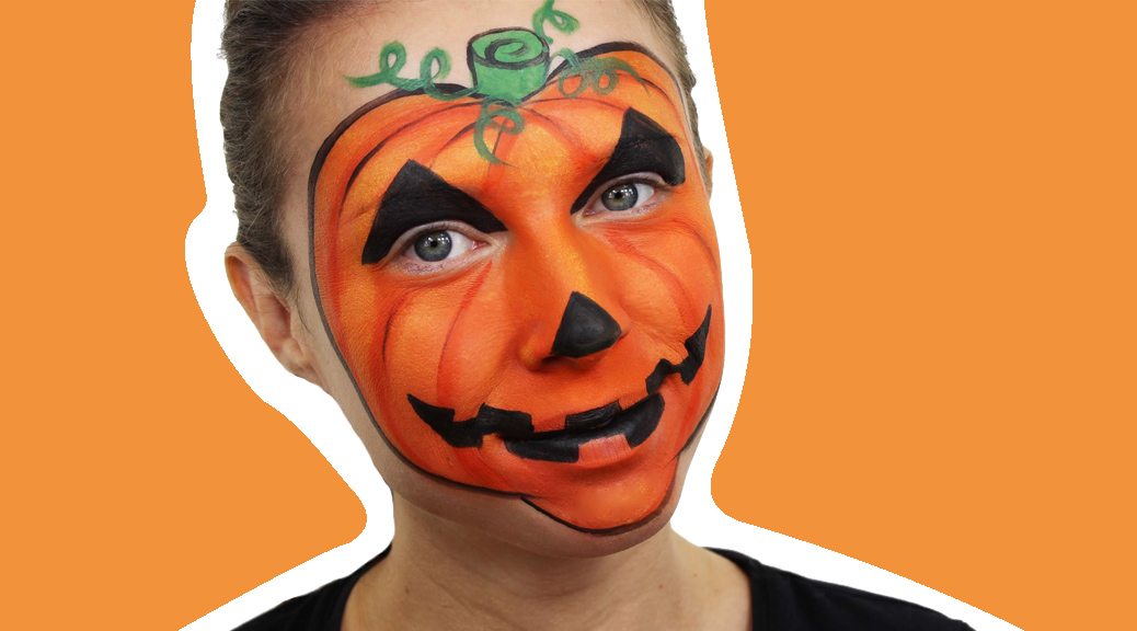 Snazaroo Halloween Face Paint Pumpkin