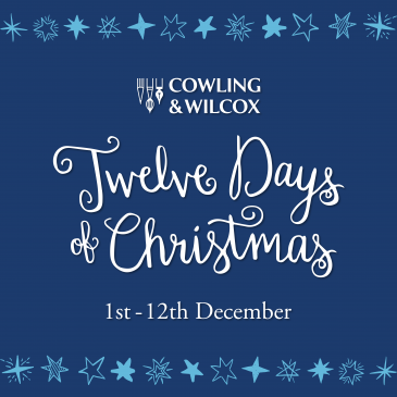 Cowling and Wilcox Twelve Days of Christmas