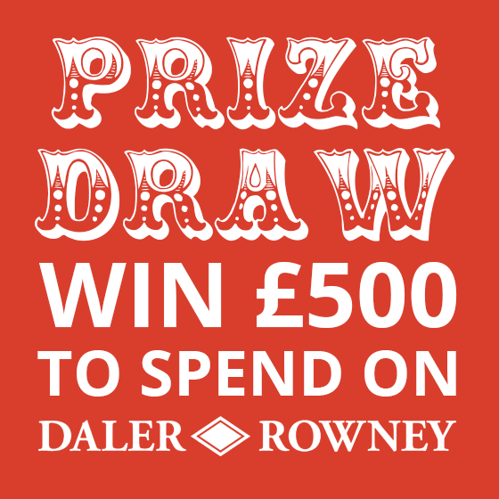 Summer Sale Prize Draw 2017