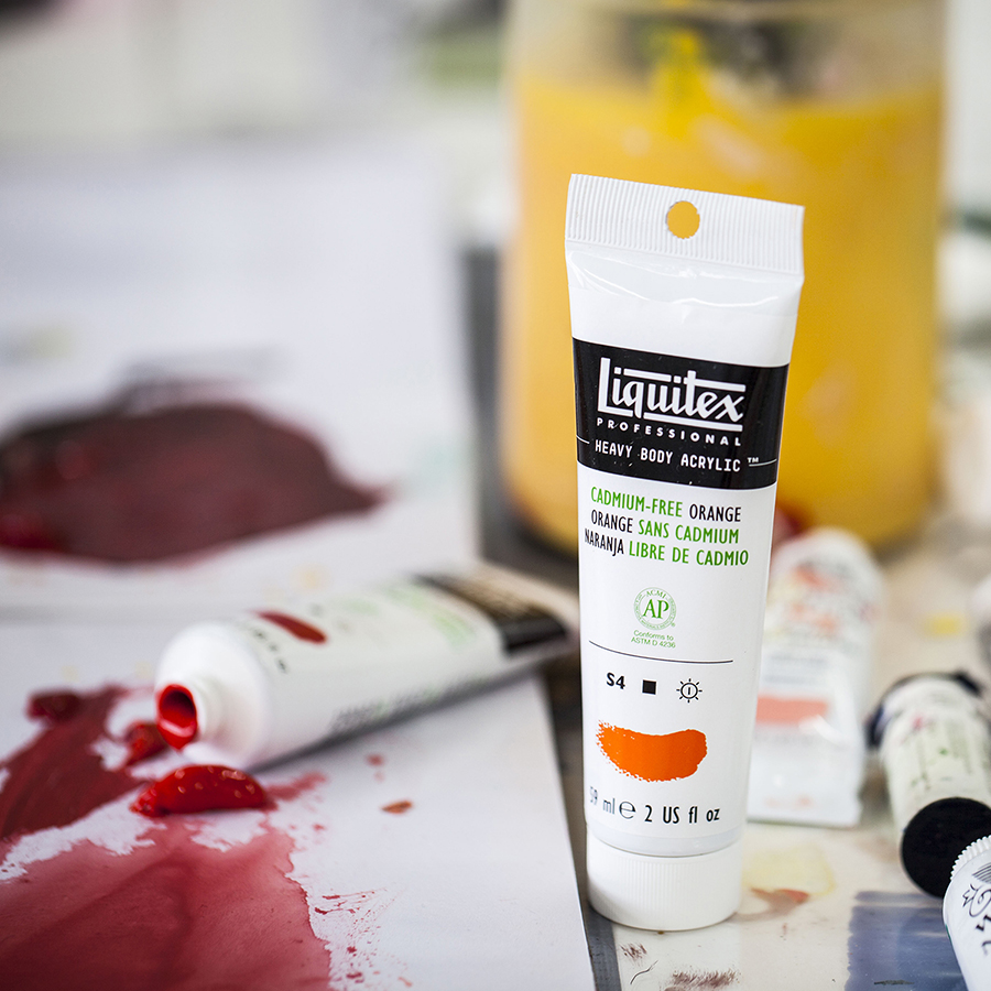 Mix & Match Acrylics The Easy Way With Liquitex