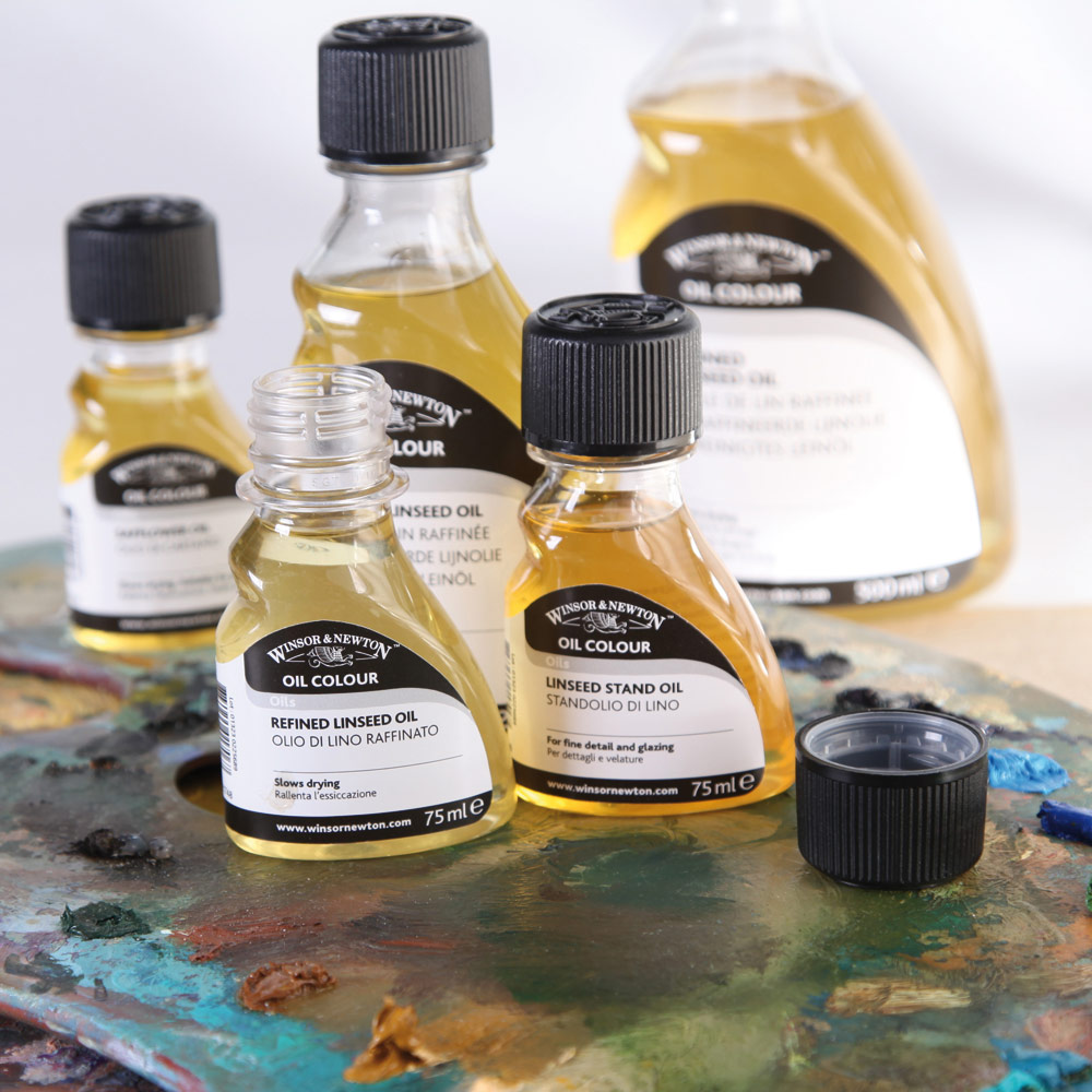 Winsor & Newton Oil Painting Mediums