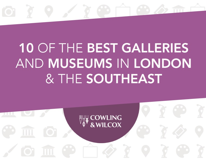 Best galleries and museums in london and southeast