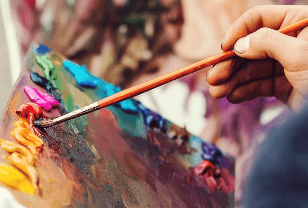 Mixing Oil Paints: Everything You Need To Know