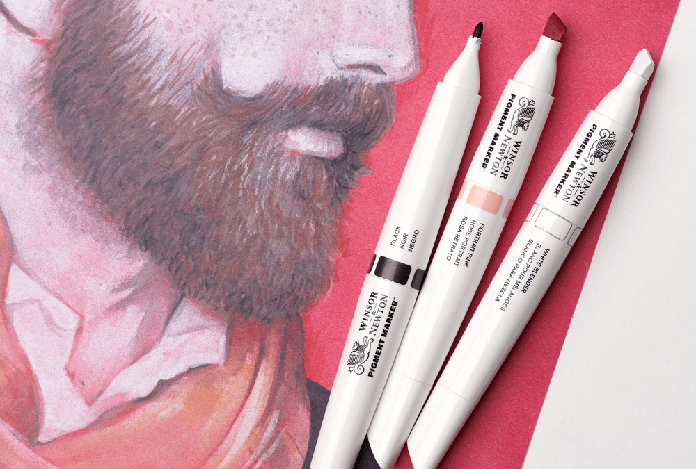 A Guide To Winsor & Newton Graphic Markers