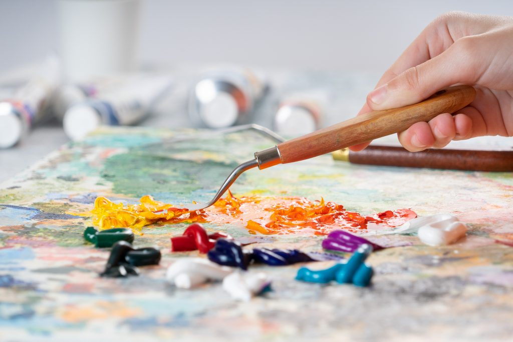 Mixing Oil Paints Everything You Need To Know Cowling