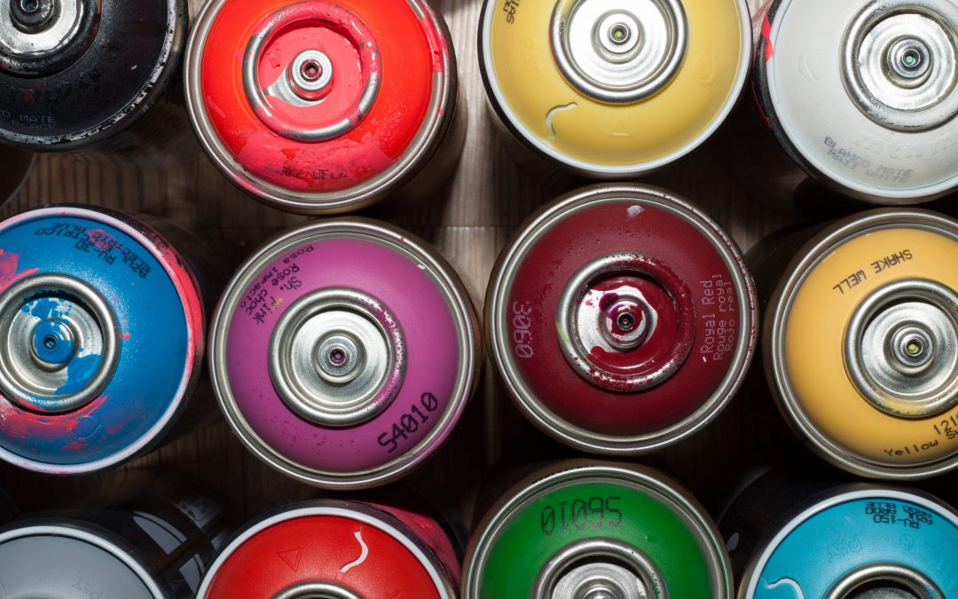 Best Spray Paint for Graffiti Art