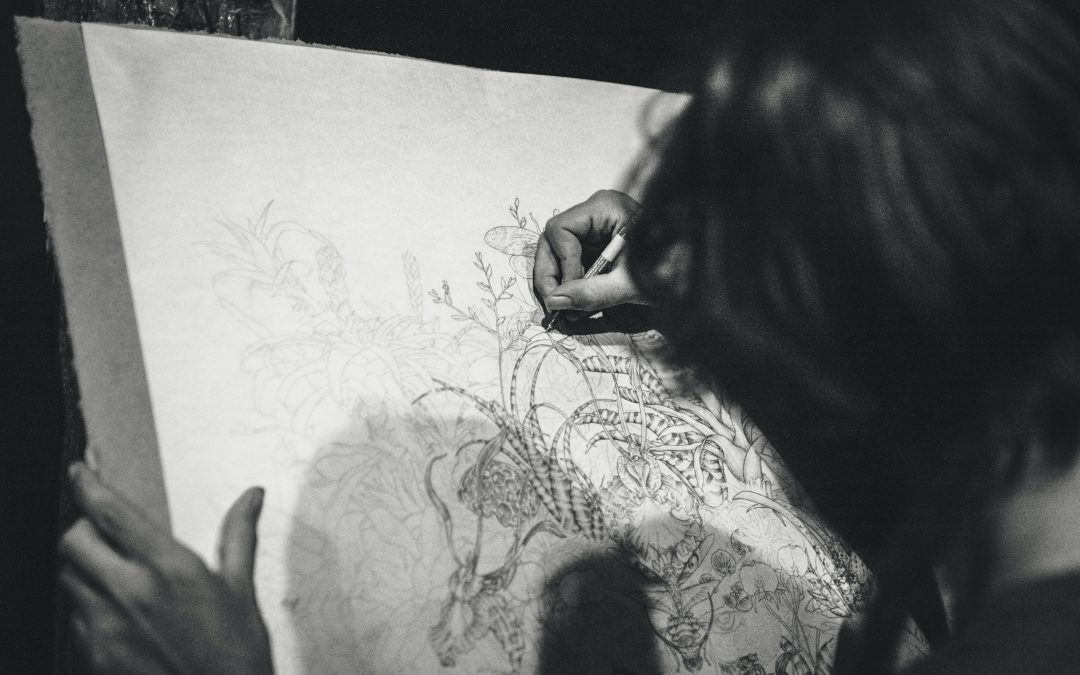 Top 5 Charcoal Artists