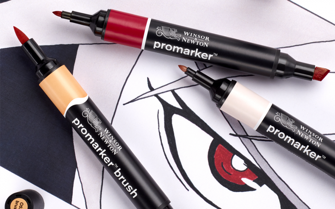 Everything You Need To Know About Winsor & Newton ProMarkers